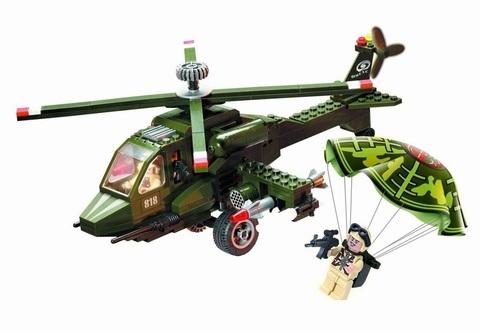 Конструктор Зона боевых действий Вертолет огневой поддержки