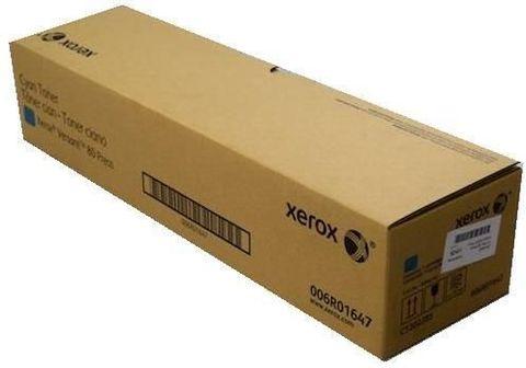 Тонер голубой XEROX 006R01647 для Xerox Versant 80/180 Press. Ресурс 22K.