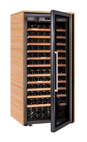 Винный шкаф EuroCave S Collection M светлое дерево, максимальная комплектация