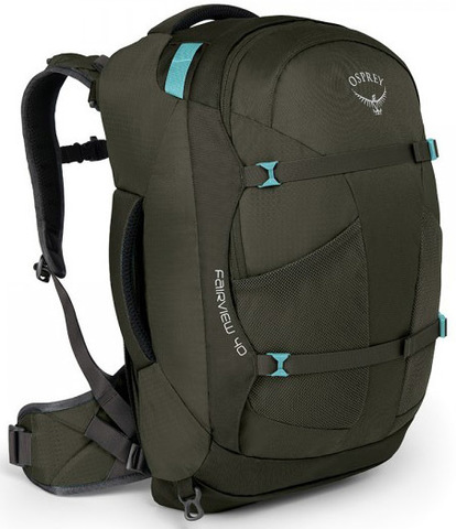 рюкзак-сумка Osprey Fairview 40