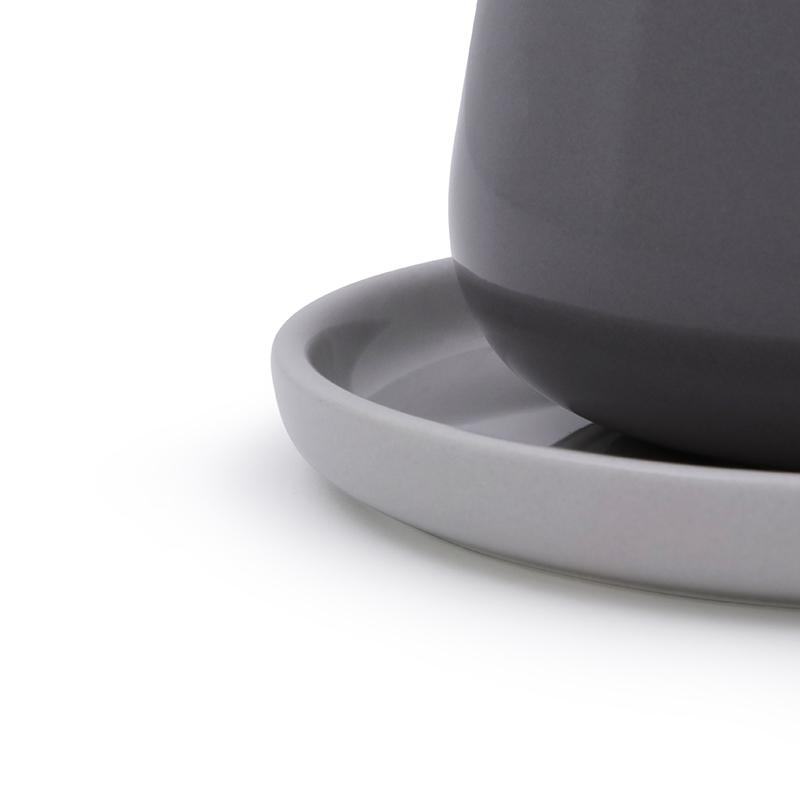 Чайная чашка с блюдцем Ella™ 300 мл