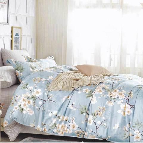 Комплект постельного белья Сатин ДеЛюкс 1,5-спальный