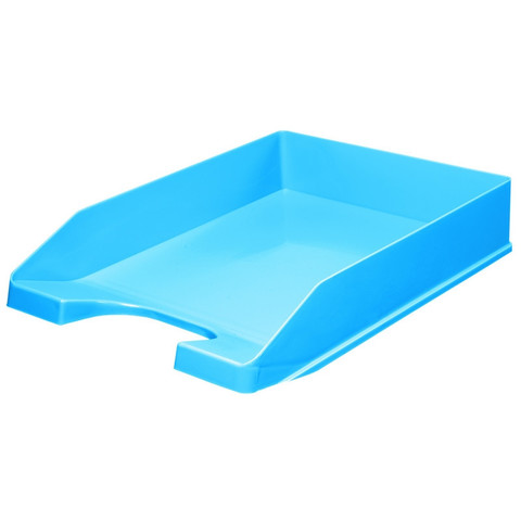 Лоток для бумаг Attache fantasy, голубой