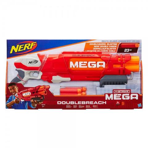 Hasbro: Nerf Бластер Mega Даблбрич B9789  — Nerf Mega Doublebreach  — Нерф Нёрф Хасбро