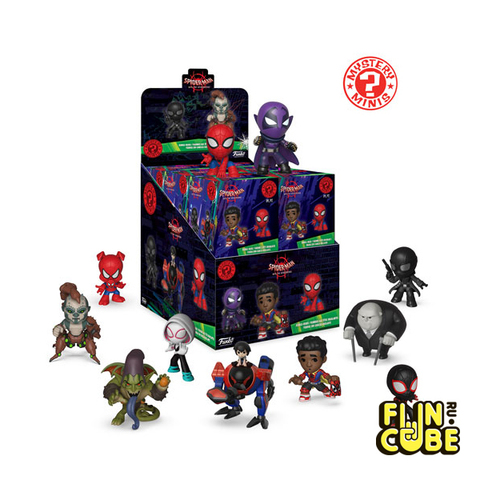 Funko Mystery Minis: Animated Spider-Man Mix
