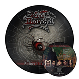 King Diamond / The Spider's Lullabye (Picture Disc)(LP)