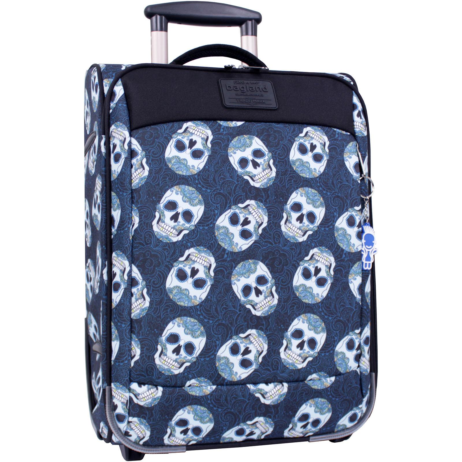 Дорожные чемоданы Чемодан Bagland Vichenzo 32 л. сублімація 444 (0037666194) IMG_7293_суб.444_.JPG