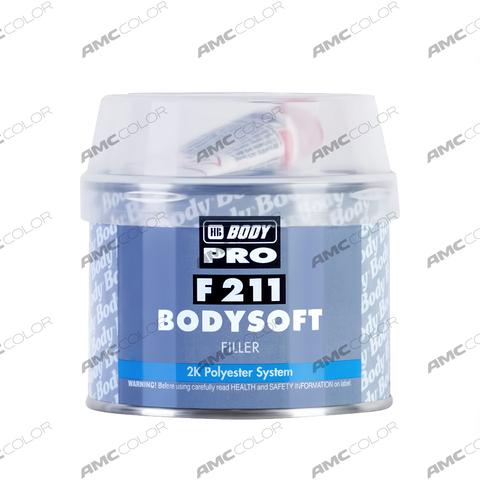 Шпатлевка Body 211 SOFT (1кг)