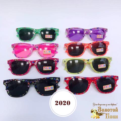 Очки детские (3-7) 200304-КР5020