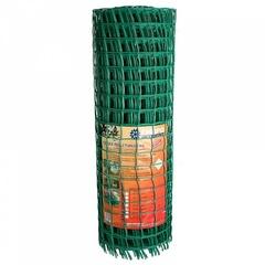 Сетка садовая пластиковая квадратная Гидроагрегат 50x50мм, 1x20м, зеленая