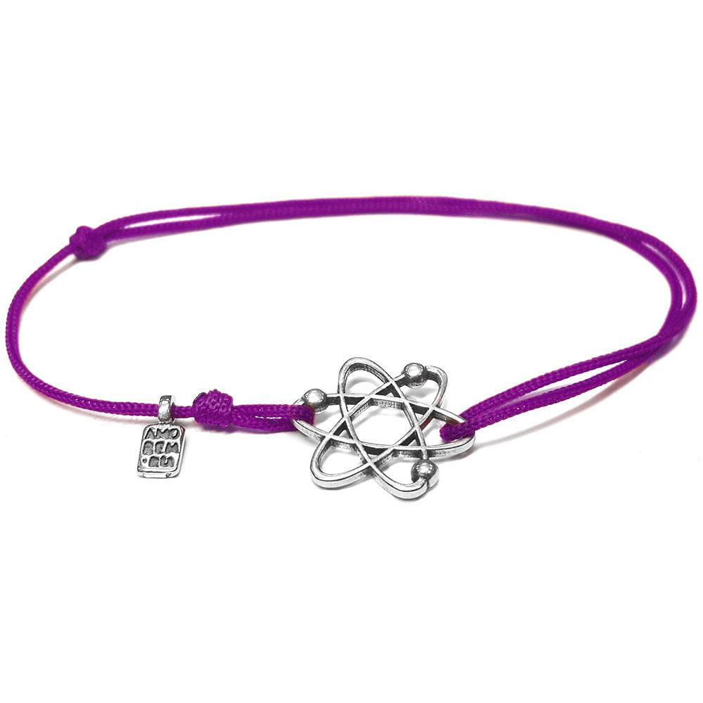 Atom Bracelet, sterling silver