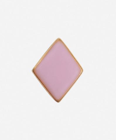 Моно-серьга Confetti Pink