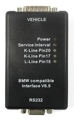 BMW Carsoft 6.5 - автомобильный сканер