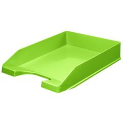Лоток для бумаг Attache fantasy, зеленый
