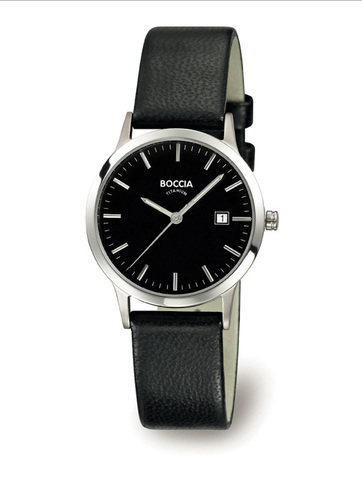 Купить Женские наручные часы Boccia Titanium 3180-02 по доступной цене