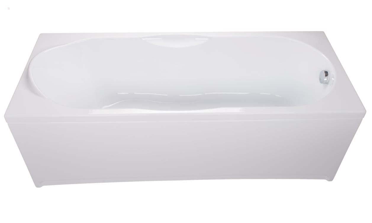 Ванна акриловая BAS Рио 170x70 на ножках