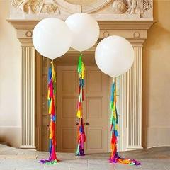 Большие шары 90 см (цвета в ассортименте)