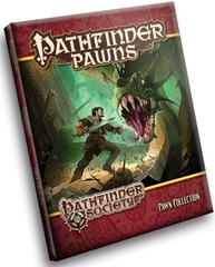 Pathfinder Pawns: Pathfinder Society Pawn Collection