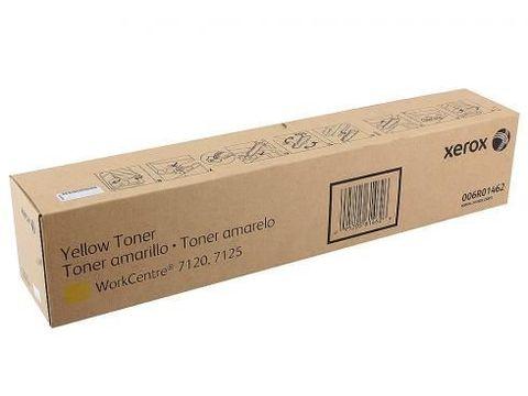 Тонер желтый XEROX 006R01462 для WC 7120/7125/7220/7225. Ресурс 15000 страниц