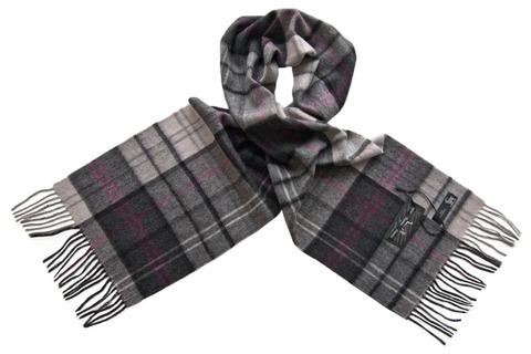 Кашемировый шарф, мужской 70120 SH4
