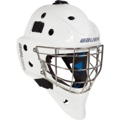 Шлем вратарский с маской BAUER NME 8 NC SR