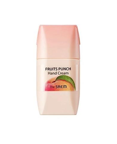 СМ Fruits Крем для рук персиковый пунш Fruits Punch peach