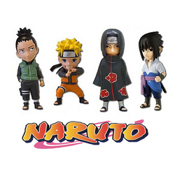 Naruto - Mininja Blind Box Collection Series 01