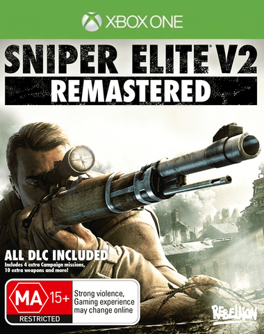 Xbox One Sniper Elite V2 Remastered (русская версия)