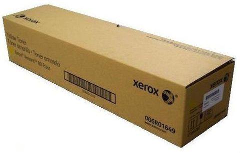 Тонер желтый XEROX 006R01649 для Xerox Versant 80/180 Press. Ресурс 22K.