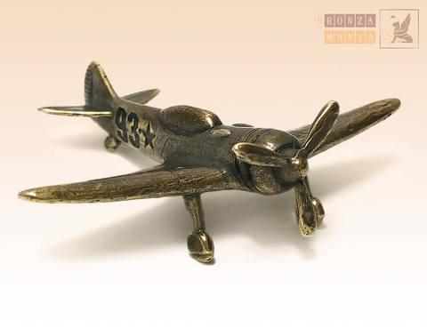 фигурка Самолет Ла-5