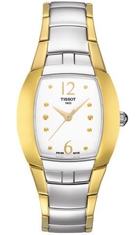 Купить Женские часы Tissot T-Trend Femini-T T053.310.22.017.00 по доступной цене