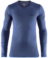 Термобелье Рубашка Craft Active Comfort Blue мужская