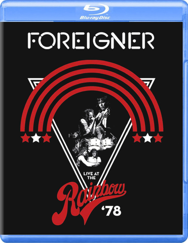 Foreigner / Live At The Rainbow '78 (Blu-ray)