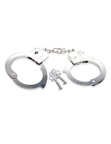 Наручники металлические Beginner's Metal Cuffs фото