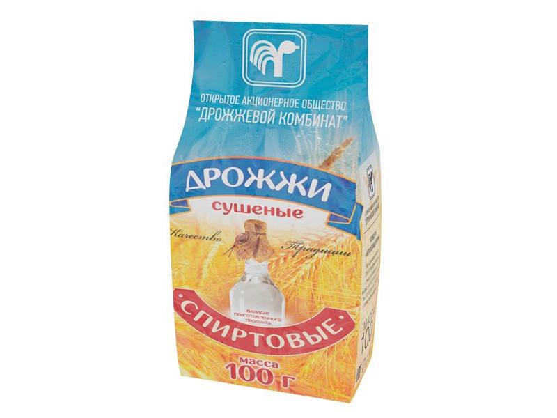 Дрожжи спиртовые Дрожжи спиртовые Белорусские, 100 гр 1.png
