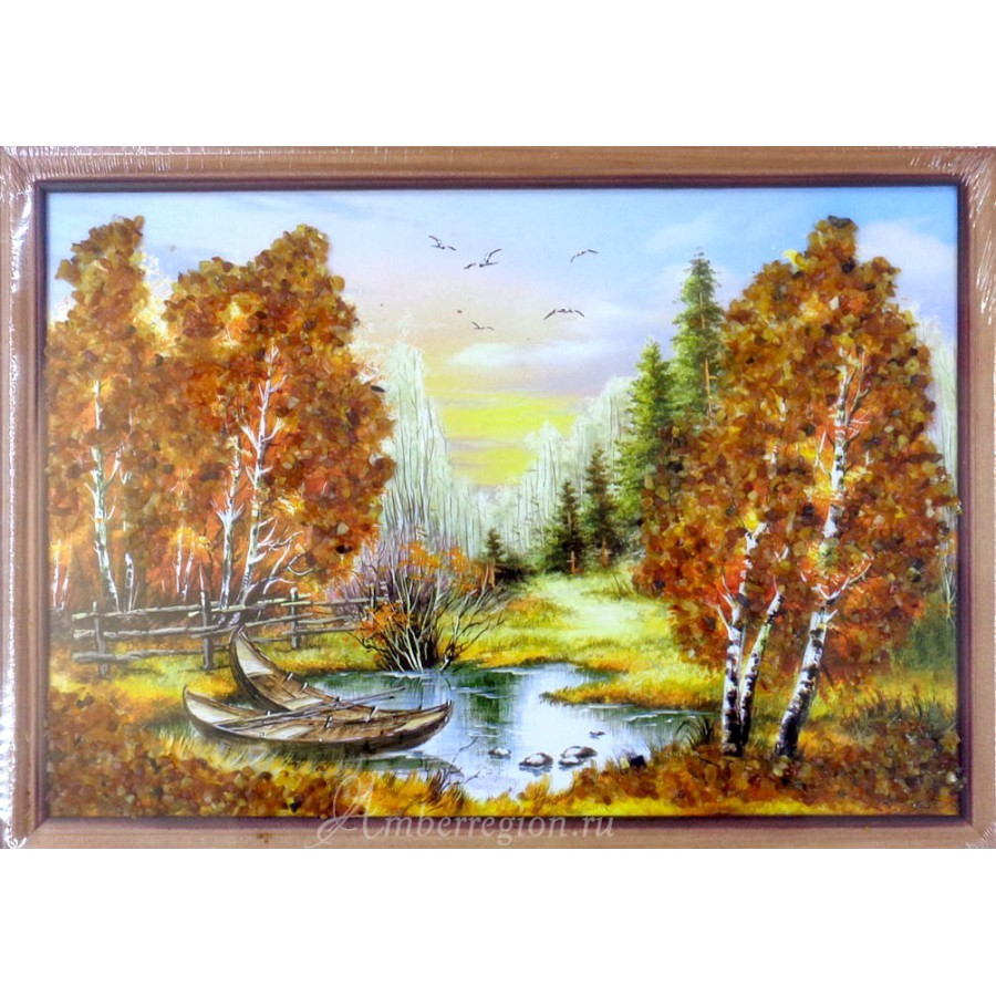 Картины в ассортименте, 21*30 см (горизонтальные)