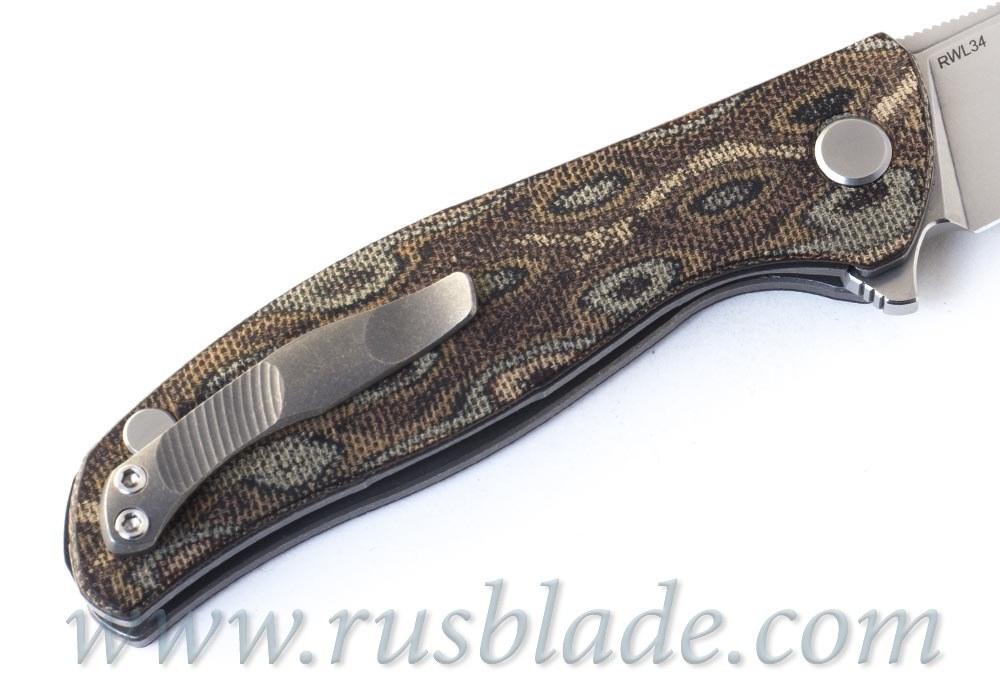 Shirogorov F3 RWL34 Python 3D Rare