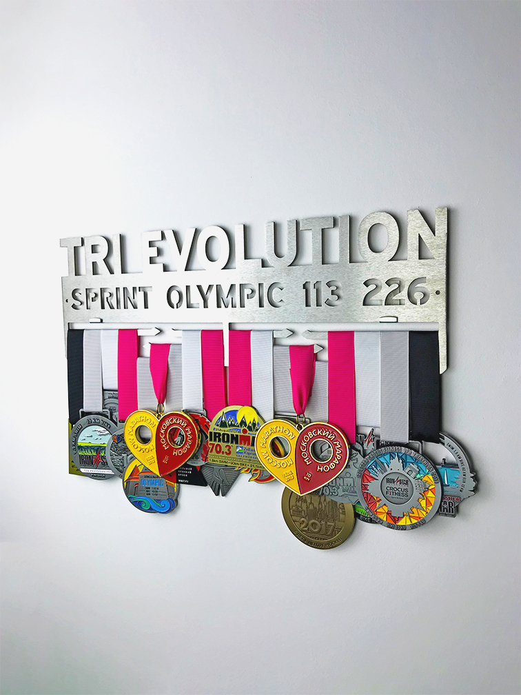 Медальница Tri evolution