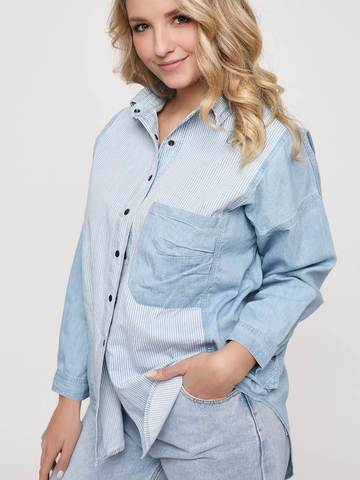 LJ2006 Блуза женская