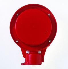 Фонарь сигнальный OptiLED - вид сзади