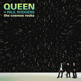 Queen + Paul Rodgers / The Cosmos Rocks (RU)(CD)
