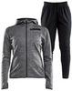 Костюм спортивный Craft Eaze Jersey Hood женский