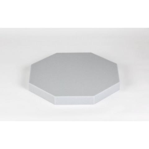 Октагон ECHOTON FIREPROOF 50x50x5cm   из материала  меламин  BASOTECT серый