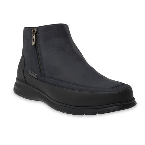 Кожаные ботинки Pakerson 34363 с утеплителем