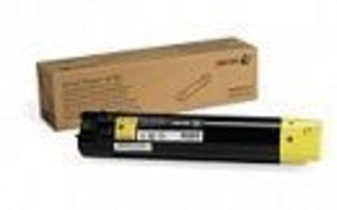 Тонер желтый Xerox Phaser 6700. Ресурс 5К. (106R01513)