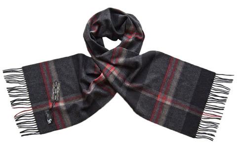 Кашемировый шарф, мужской 70130 SH4