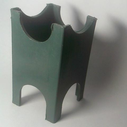 Фиксатор опора-кубик 60/70/80. 4-32 (500шт.)