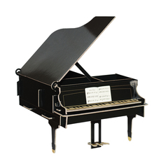 Подставка для ручек  Black Piano