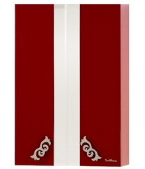 Шкаф навесной SanMaria Ницца 60 красный