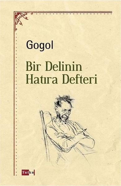 Kitab Bir Delinin Hatira Defteri   Nikolay Vasilyeviç Gogol